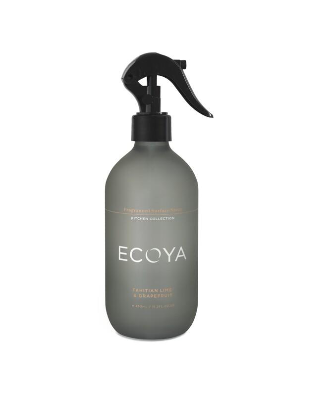 Ecoya Surface Spray - Tahitian Lime & Grapefruit
