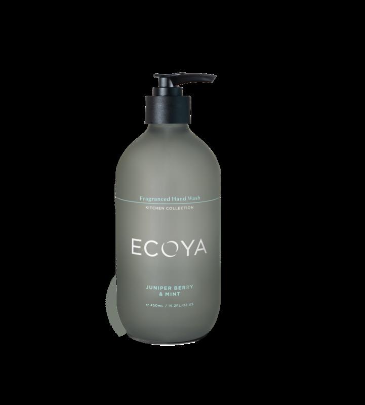 Ecoya Handwash - Juniper & Berry Mint