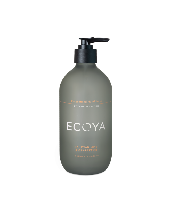 Ecoya Hand & Body Wash - Tahitian Lime & Grapefruit