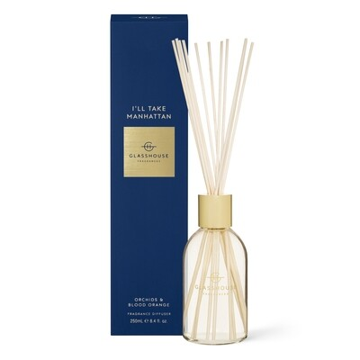 Glasshouse Diffuser - I'll Take Manhattan
