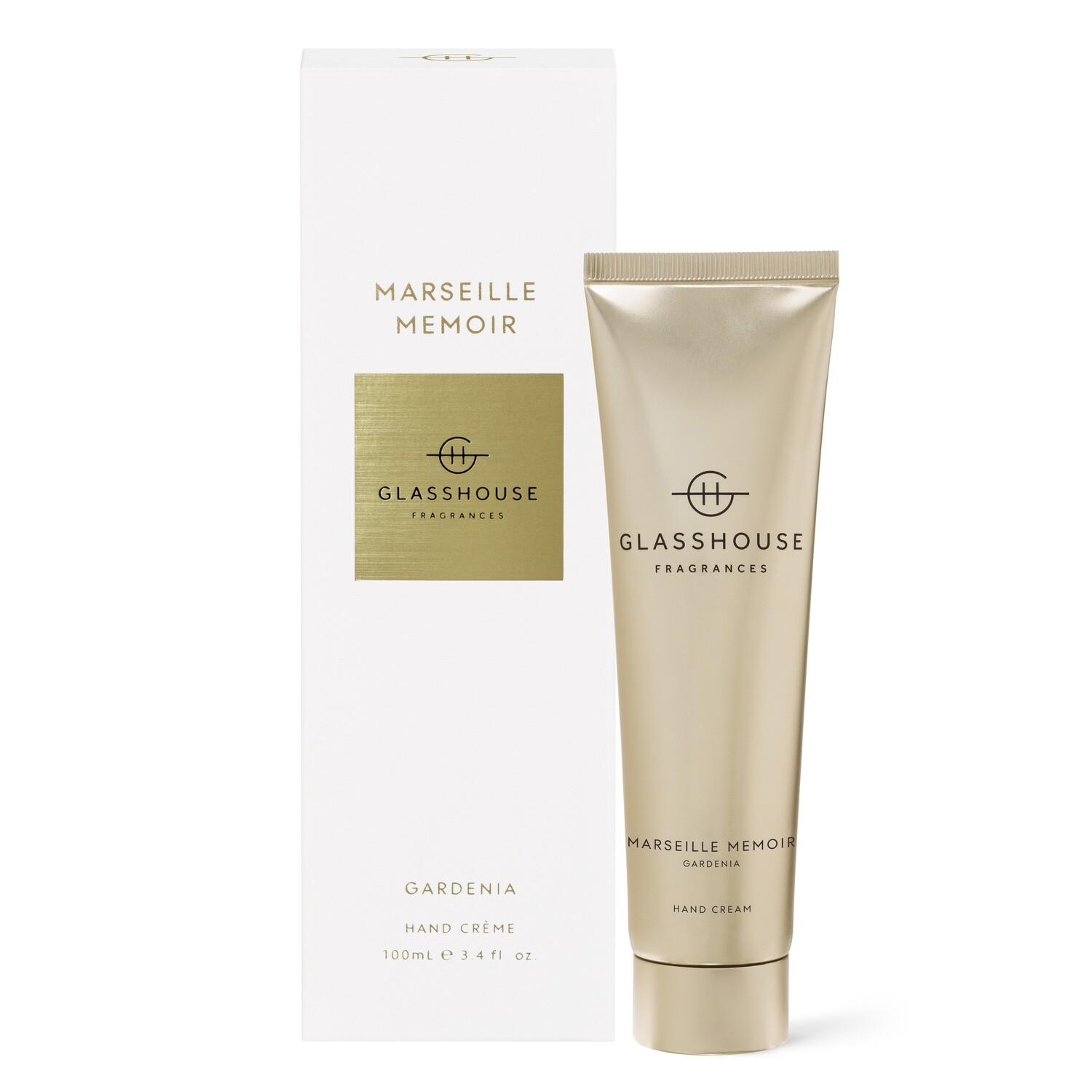 Glasshouse Handcream - Marseille Memoir 100ml