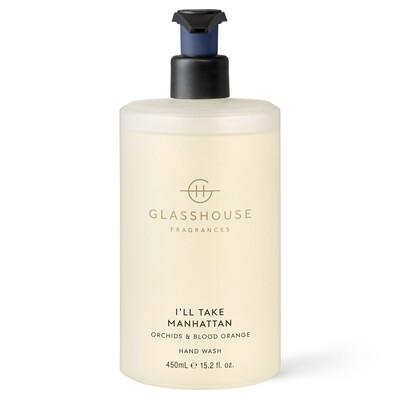 Glasshouse Handwash - I'll Take Manhattan