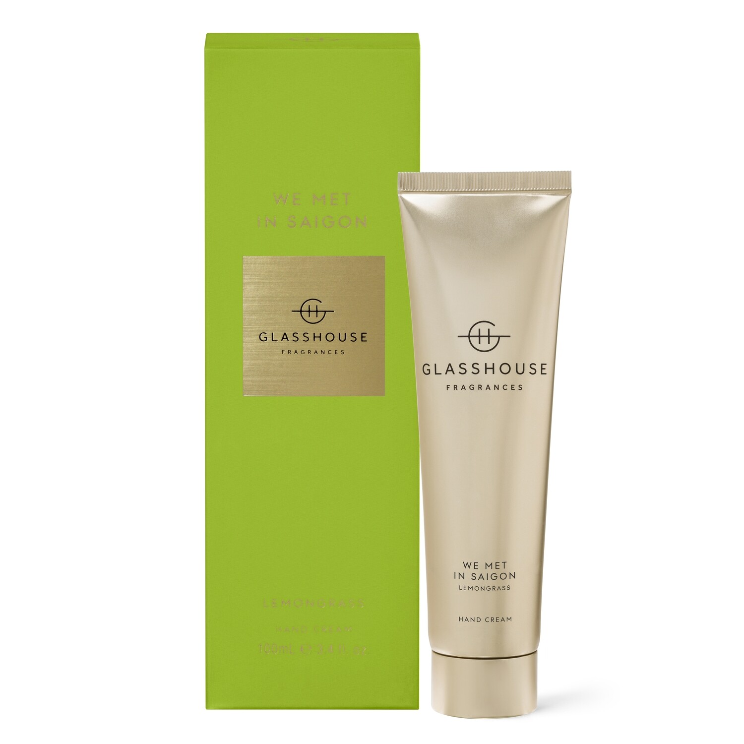 Glasshouse Handcream - We Met In Saigon