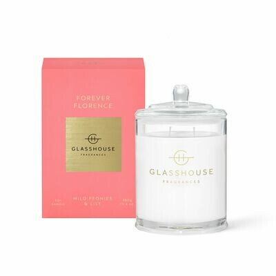 Glasshouse Candle - Forever Florence