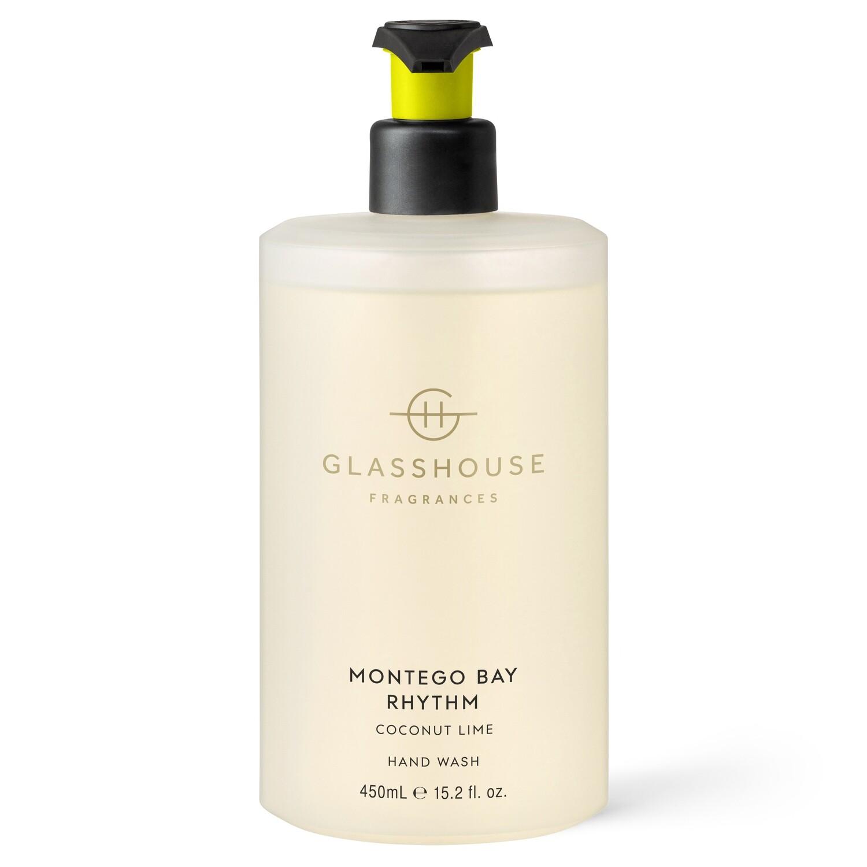 Glasshouse Handwash - Montego Bay Rhythm