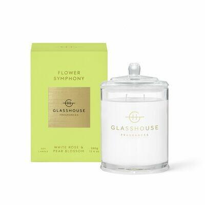 Glasshouse Candle - Flower Symphony 380gm