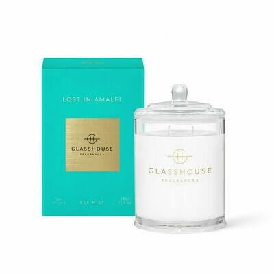Glasshouse Candle - Lost In Amalfi