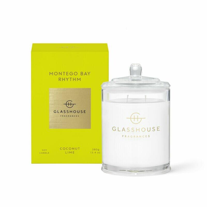 Glasshouse Candle - Montego Bay Rhythm