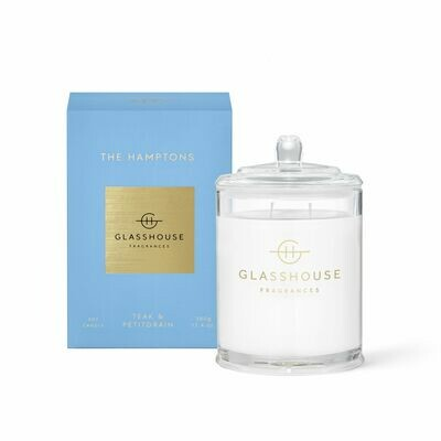 Glasshouse Candle - The Hamptons