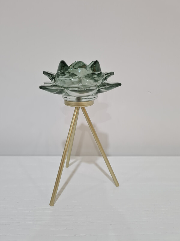 Tealite-Rose Stand Emerald