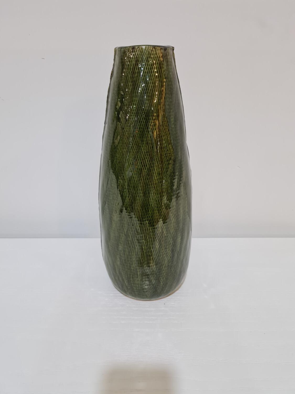 Vase-Green Lena