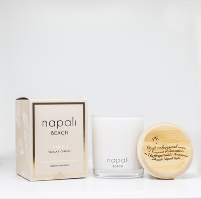 Napali-Cancun Vanilla & Caramel Sm