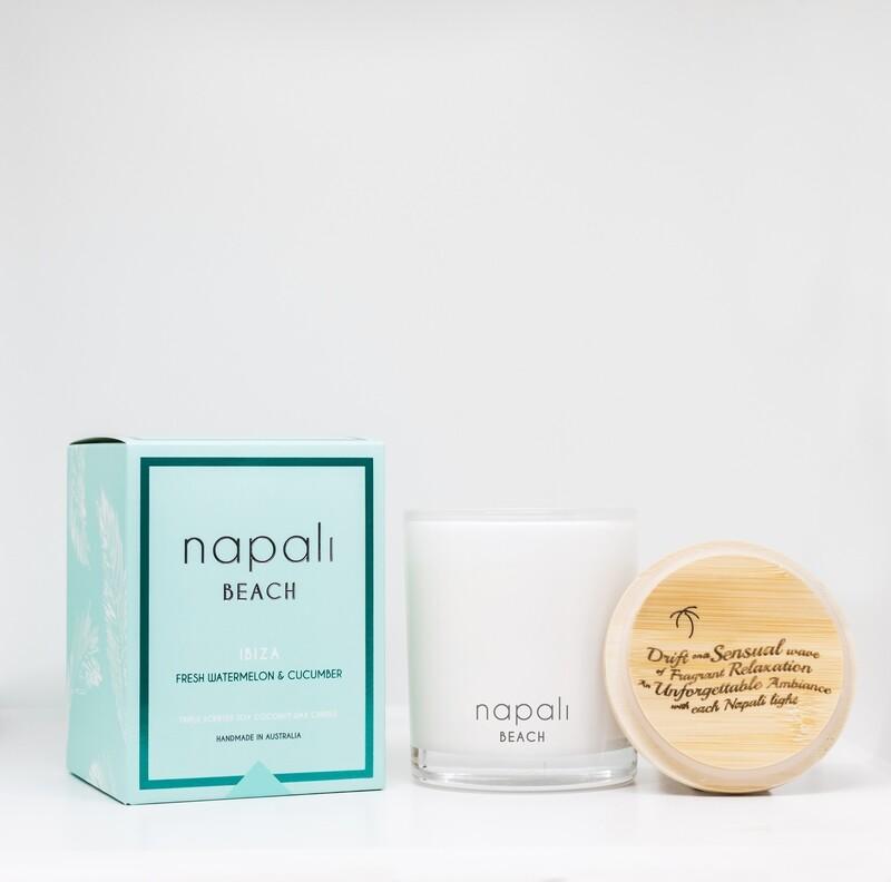 Napali-Ibiza Fresh Watemelon & Cucumber Sm