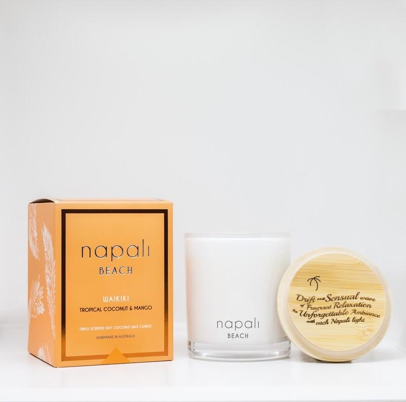 Napali-Waikiki Tropical Coconut & Mango Sm