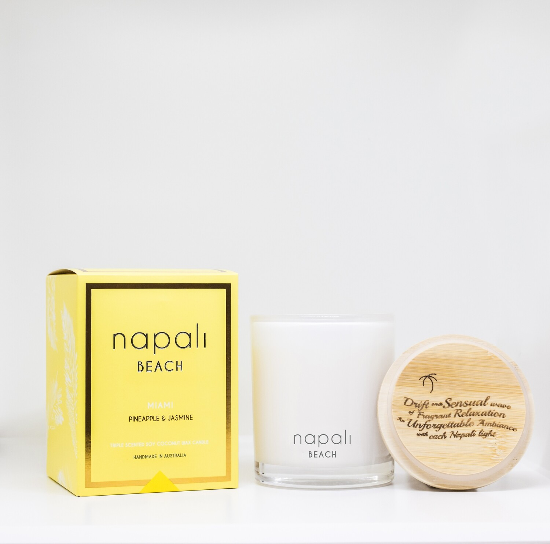 Napali-Miami Pineapple & Jasmine Sm