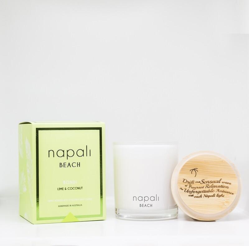 Napali-Bondi Lime & Coconut Sm