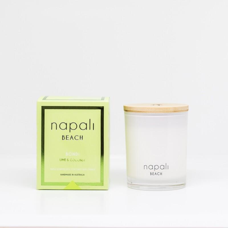Napali-Bondi Lime & Coconut Dlx