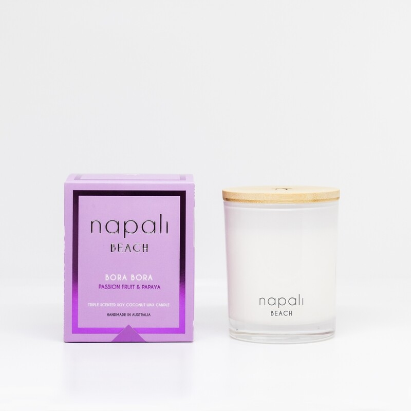 Napali-Bora Bora Passionfruit & Papaya Dlx
