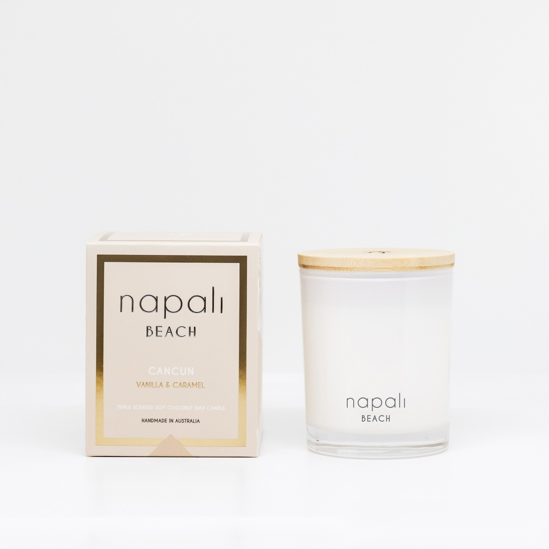 Napali-Cancun Vanilla & Caramel Dlx