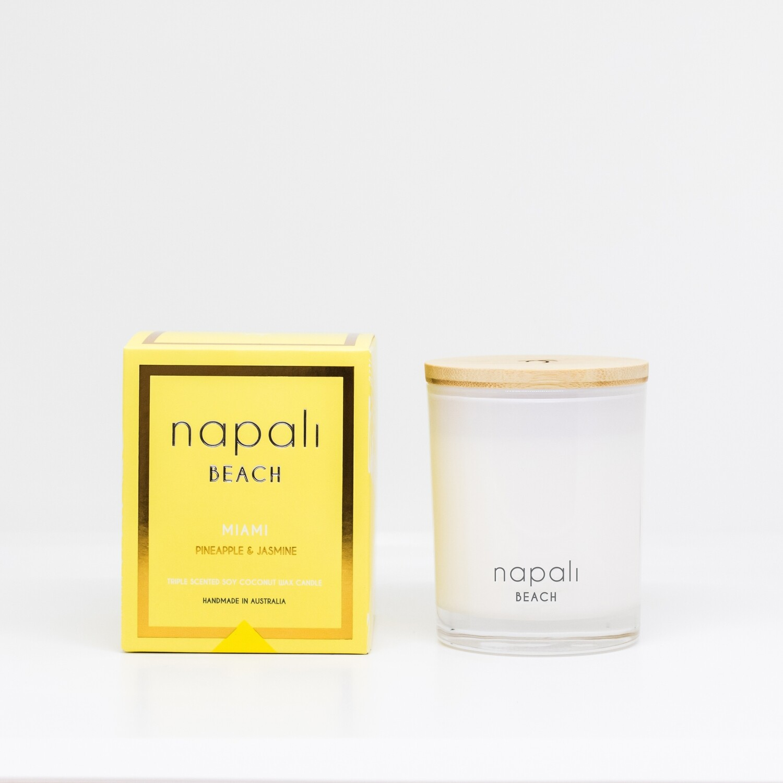 Napali-Miami Pineapple & Jasmine Dlx
