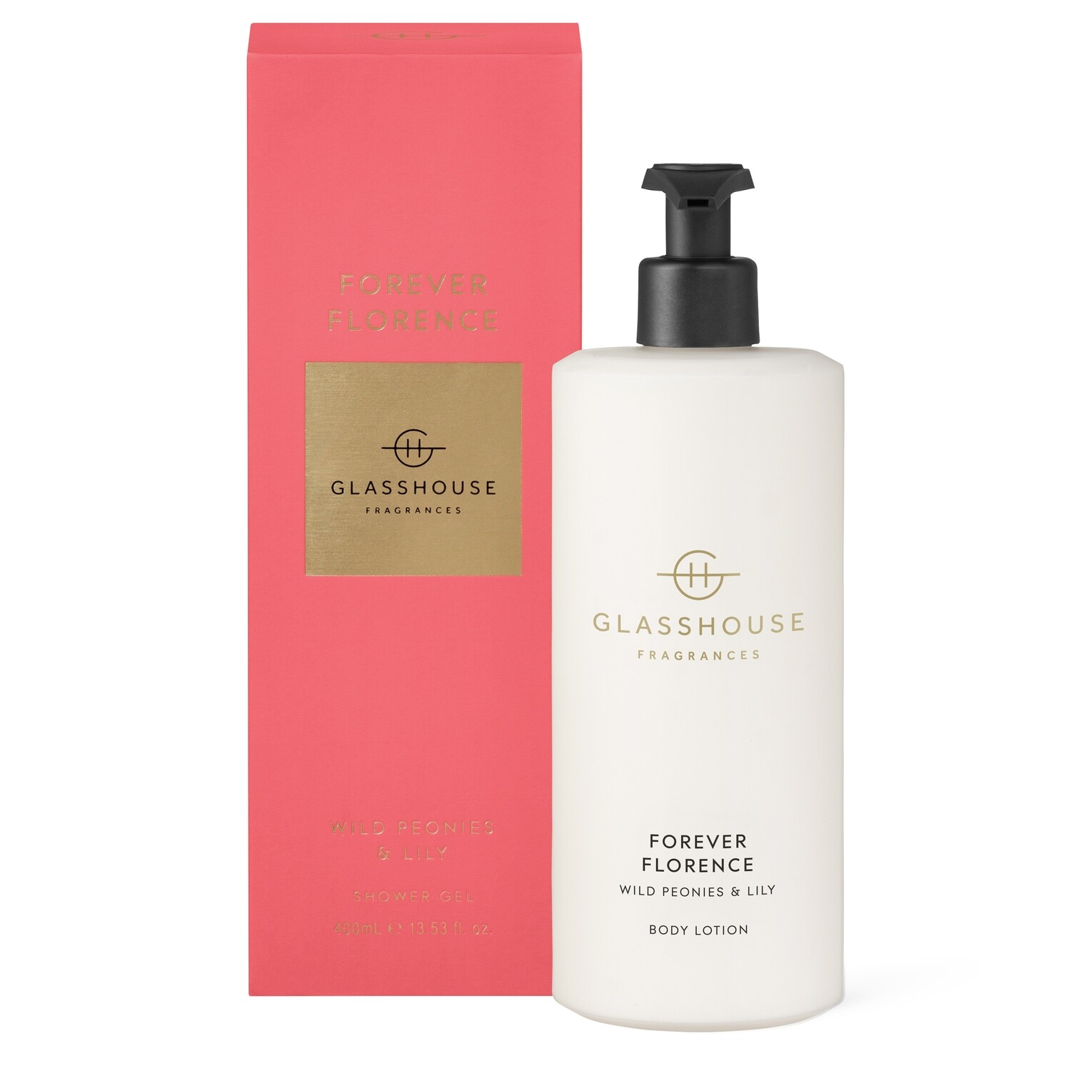 Glasshouse Body Lotion-Forever Florence 400ml