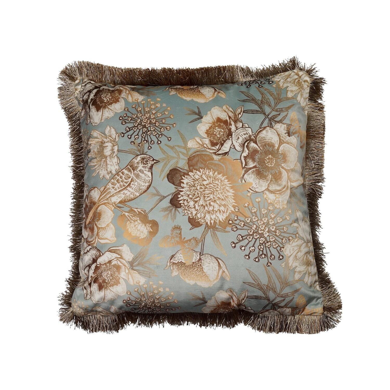 Plato Velvet Cushion