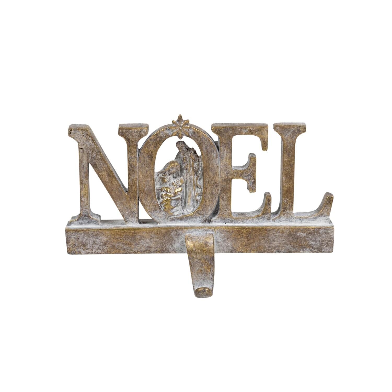 Stocking Hanger-Noel Nativity