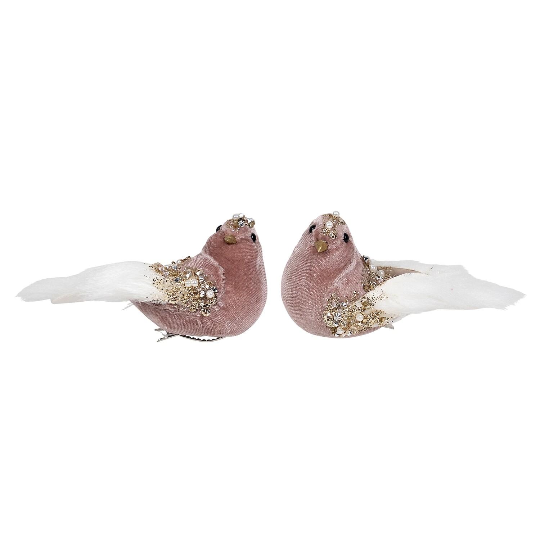 Bird-Pink Gold A