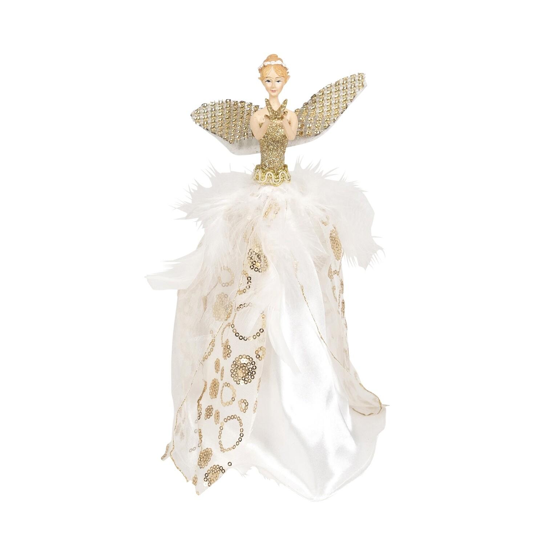 Tree Topper-Angel Cream