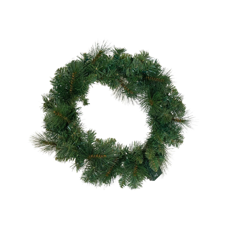Wreath-Vermont 30Led 46cm
