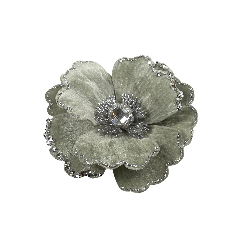 Magnolia-Dark Silver