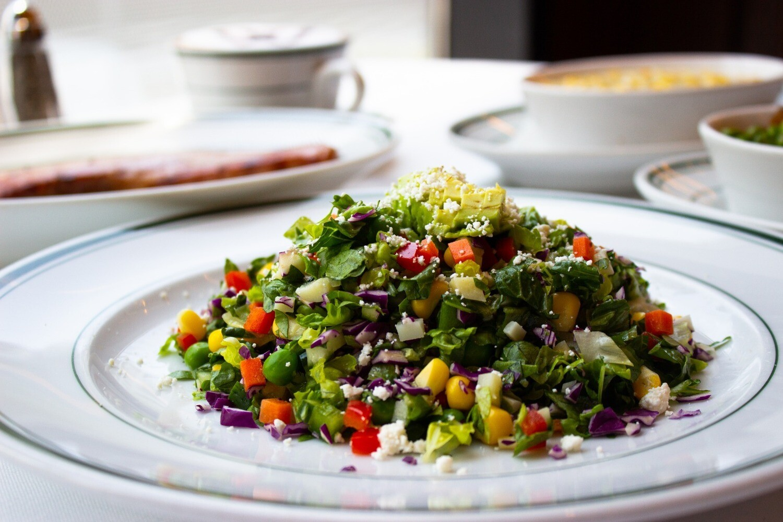 Beverly Hills Chopped Salad