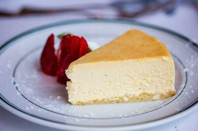 New York Style Cheese Cake