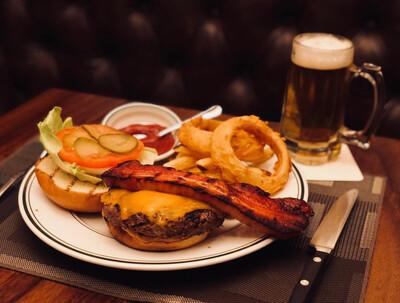 New York Prime Burger