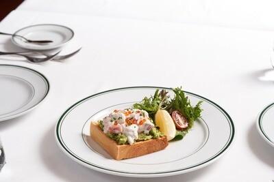 Seafood Brioche