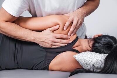 массаж спины 40