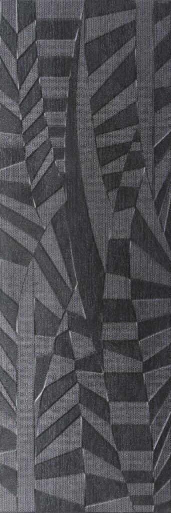 Kendal Dark Gray Decor 30Х90