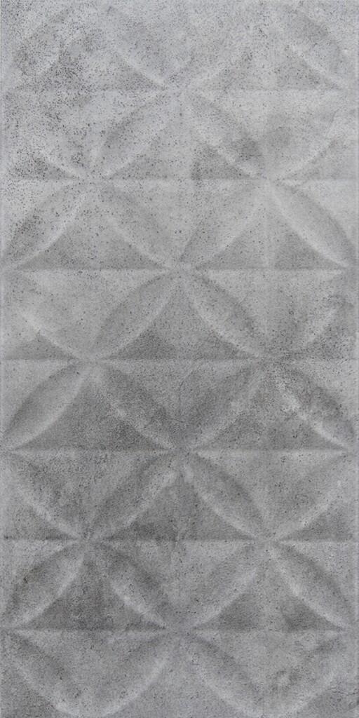 Aranza Dark Gray Star Decor 30Х60