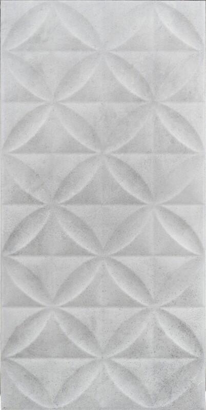 Aranza Lighte Gray Star Decor 30Х60