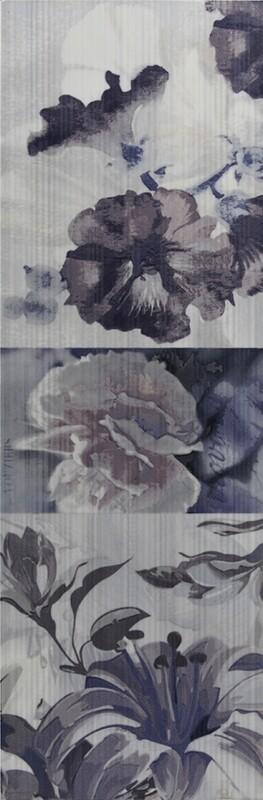Benita Flower Single 25х75