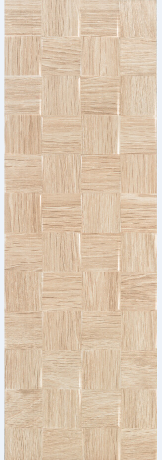 Woodland Cream Square Decor 25Х75