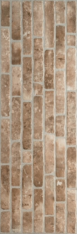Wallbrick Brown 40Х120