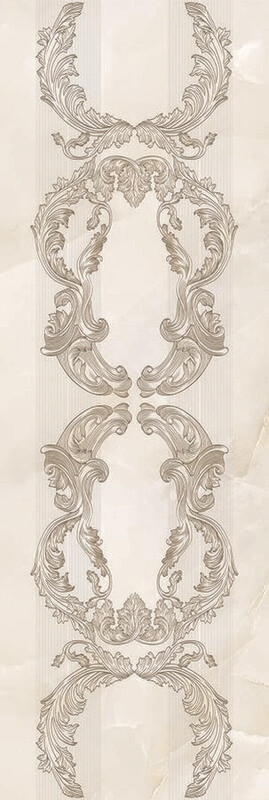 Pars Carolin Cream Decor 30*90