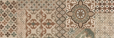 Pars Morocco Beige Decor 30*90