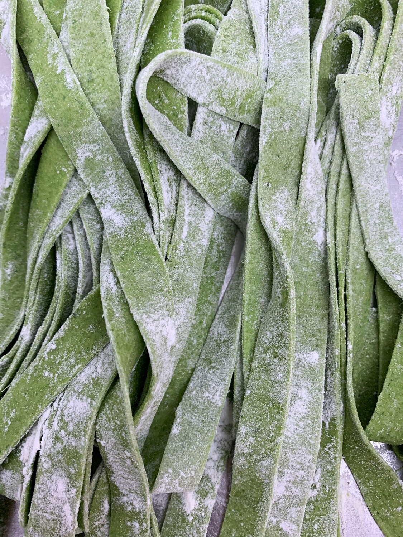 Папарделе зелені  (шпинатні) с/м 360г