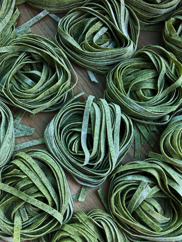 Тальятеле зелені (шпинатні) с/м 360г