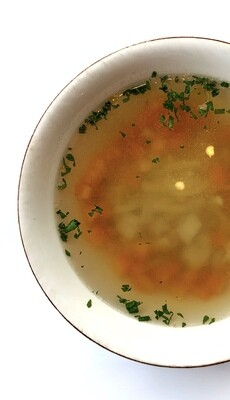 Суп курячий з домашньою локшиною, 1000/250г