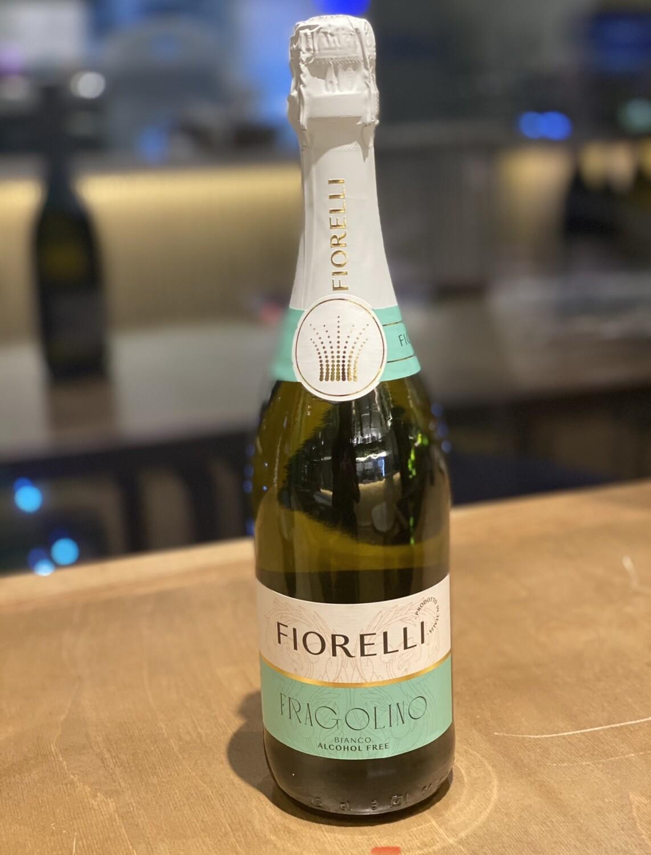 Fragolino Bianco Zero Alcoho 750 мл , вино ігристе, біле, солодке