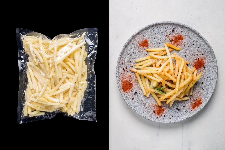 Картопля фрі, 500г