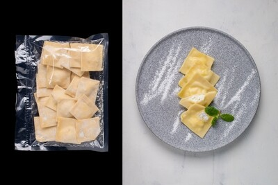 Равіолі з сиром (солодкі) с/м 400г